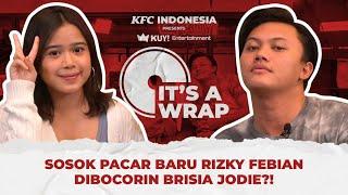 It S A Wrap Brisia Jodie Curhat Ke Rizky Febian Dijebak Masuk Indonesian Idol MP3