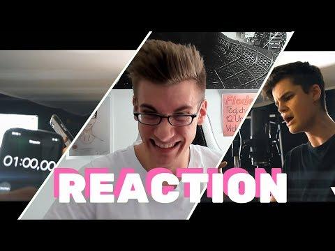 400 WORTE in 1 MINUTE!! (Rap-Challenge von Simon Will) | Oskar - Reaction/Bewertung
