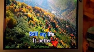 I'm Never Gonna Say Goodbye - Billy Preston Karaoke
