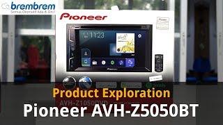 Product Exploration - Pioneer AVH-Z5050BT   brembrem.com