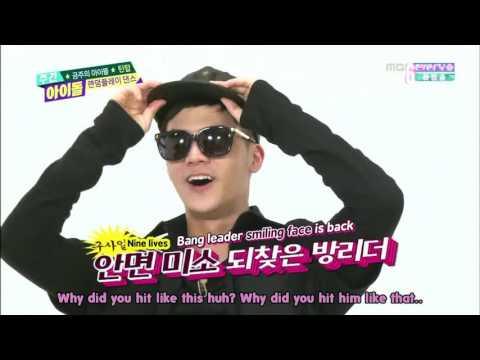 [6TOTSubs] 150701 TEEN TOP Weekly Idol (Full)