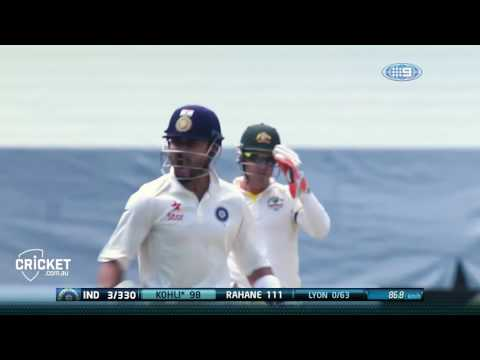 Hussey warns Aussies not to sledge Kohli