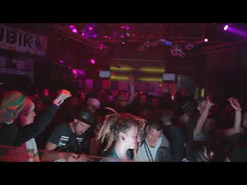 "UBIK sound system running ""Sufferers Theme"" at IDG 2018"