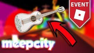 Roblox - Evento chitarra di Ernesto De La Cruz - MeepCity
