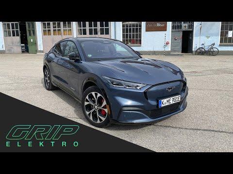 GRIP-Elektro Check | Ford Mustang Mach-E | GRIP Elektro