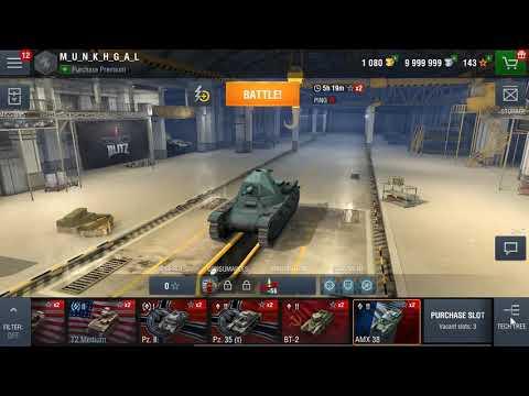 World Of Tanks Blitz Hack On Pc