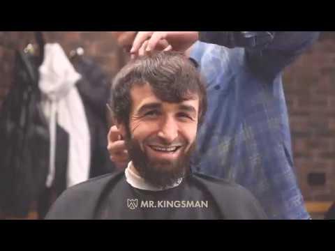 Забит Магомедшарипов - официальное лицо магазина мужской одежды Mr.Kingsman