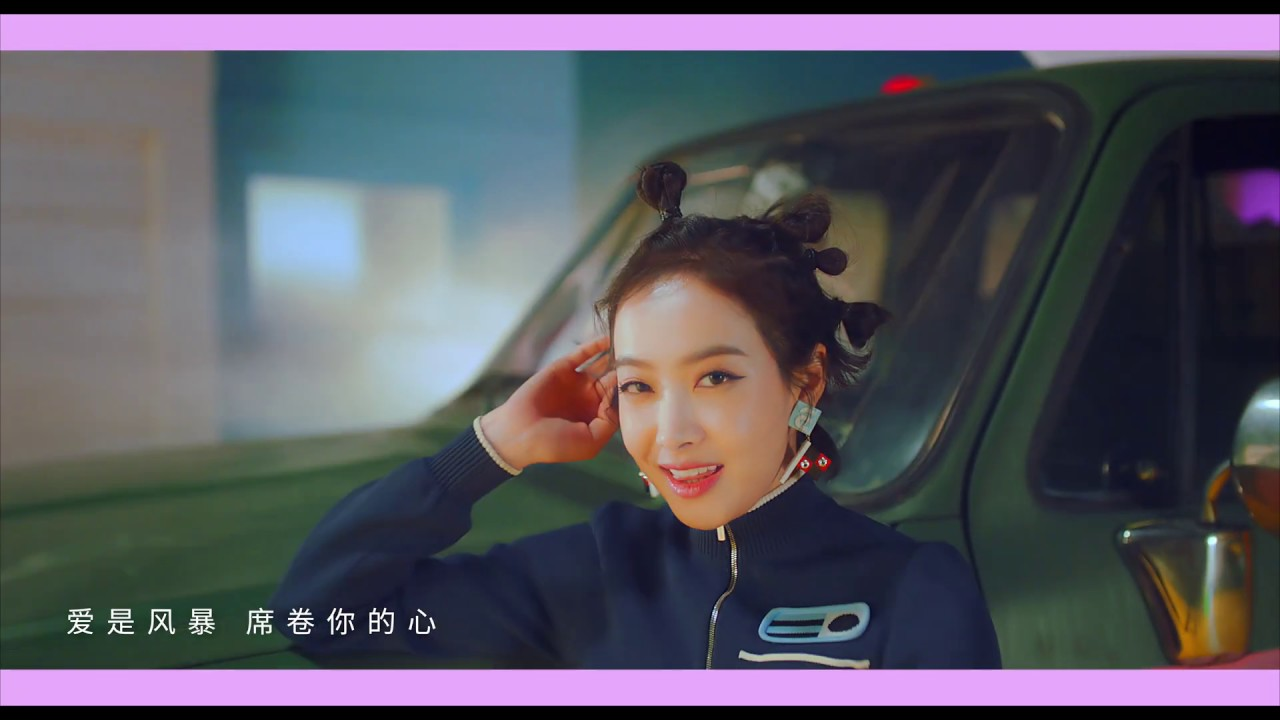 Up to me》Music Video - Victoria Song 1st Album「VICTORIA」 - YouTube