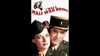 I Was A Male War Bride (1949) Trailer