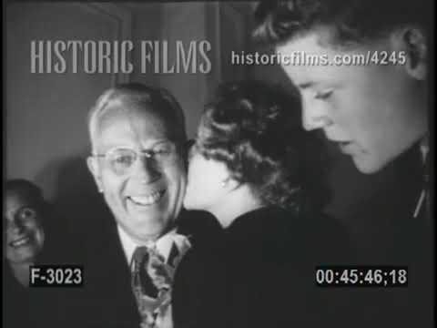 WARREN, JIMMY ROOSEVELT PICKED IN CALIFORNIA - 1950