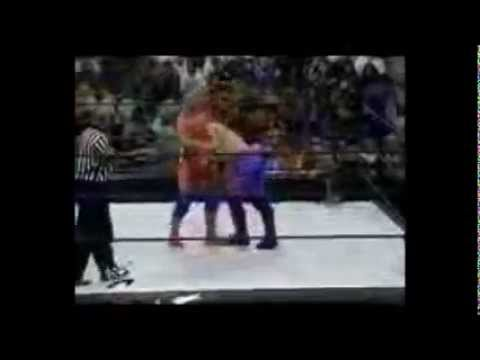 Chris Jericho vs Kurt Angle at the King of the Ring 2000 (highlights)