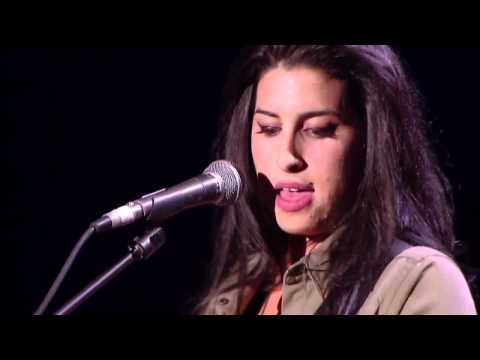 Amy Winehouse - Rare HD Footage Live ( Take The Box / In My Bed )