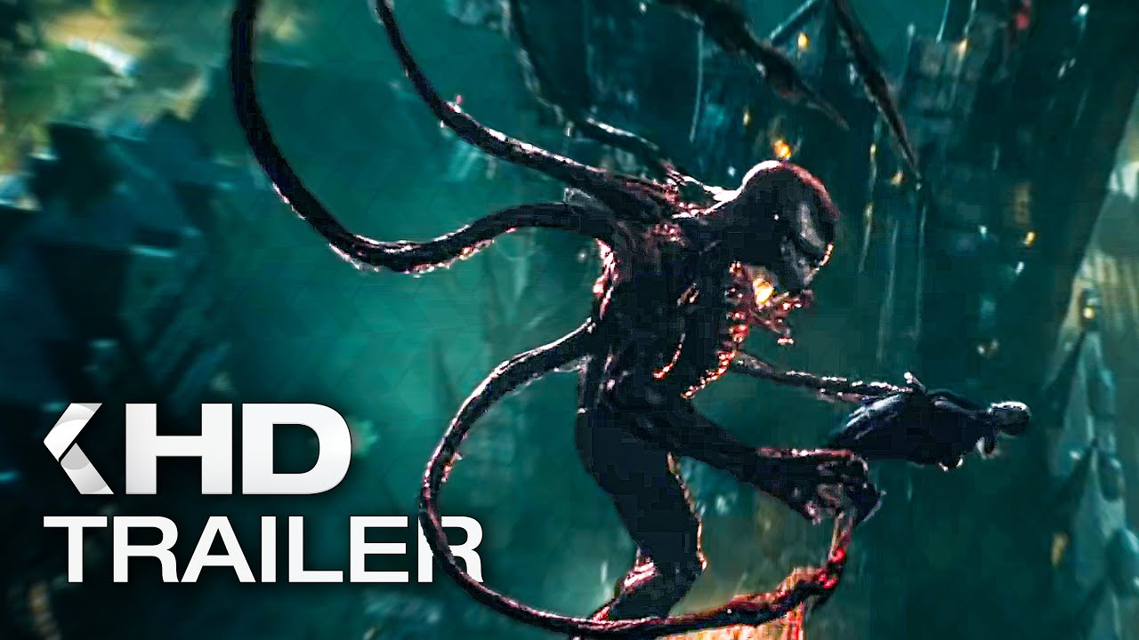 """Download VENOM 2: Let There Be Carnage """"Universe Is Expanding!"""" NEW Spots & Trailer (2021)"""