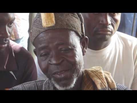 Funeral of Naba Saga, Tenkodogo, Burkina Faso, Sept. 2016