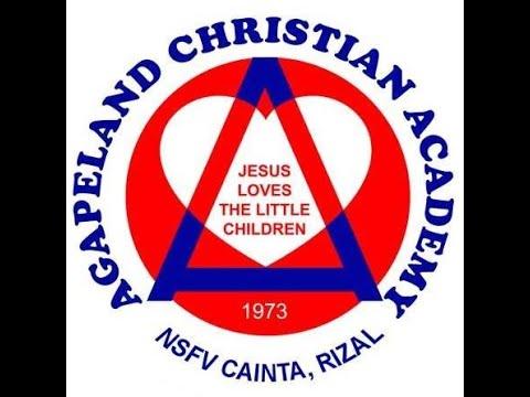 Agapeland Christian Academy Chapel Service | Sept. 21, 2020