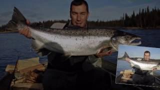 �������� ���� Видеосъемка рыбалки. Ловля рыбы на Умбе и Стрельне. ������