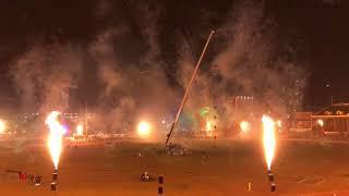 Ekka 2017 Fireworks