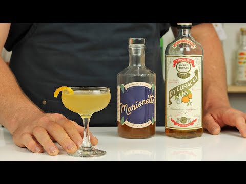 After Supper Cocktail Recipe (3-ingredient Cocktail!)