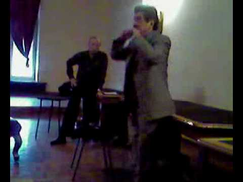 видео: РОМЭН - репетиция по сп-лю