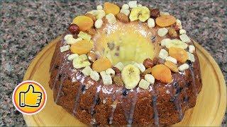 Творожный Кекс (Паска, Кулич) без Дрожжей, Семейный Рецепт!   Curd Cake