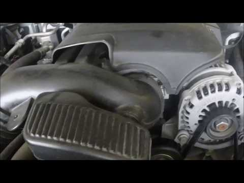 How to clean a throttle body-GM Truck/SUV