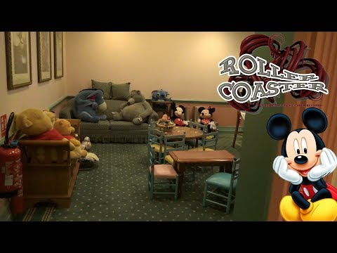Baby Care Center/Le Coin Des Bébés Disneyland Paris Et Walt Disney Studios 2017