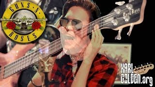 Knocking On Heaven's Door by Guns 'N' Roses | FULL BAND COVER ft.  Jonathan Rogler