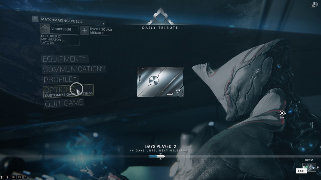 how to get weapons in warframe