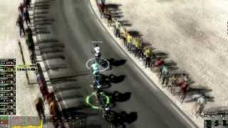 Pro Cycling Manager 2013 - Mountain Gameplay [HD]