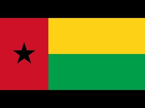 Флаг Гвинеи-Бисау.