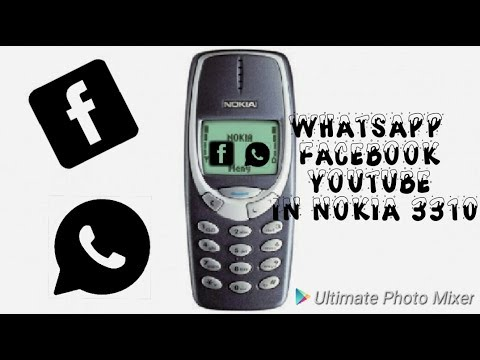 whatsapp 3310