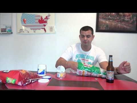 Обзор пива и чипсов