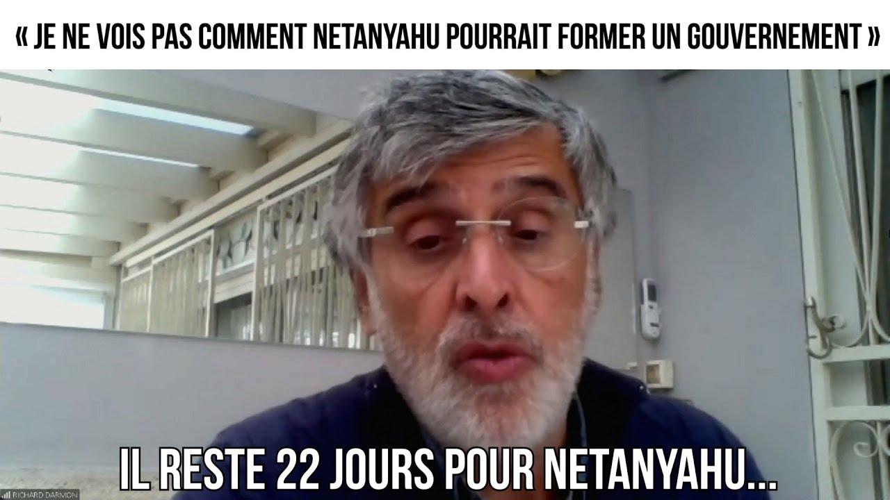 « Je ne vois pas comment Netanyahu pourrait former un gouvernement » - L'invité du 12 avril 2021