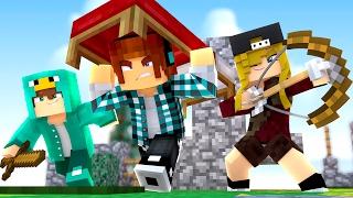 Minecraft - JOGANDO COM INSCRITOS !! (Bed Wars)
