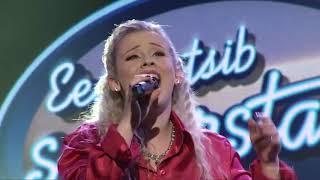 Eesti otsib superstaari - Merilin Mälk - The Show Must Go On
