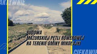 Obraz dla: Postępy w budowie MPR | Gmina Mikołajki