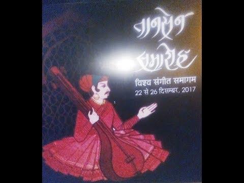 Tansen Samaroh 2017 Anoop Jalota Bhajan Smarat Live