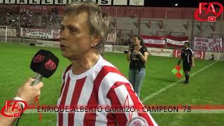 FATV 18/19 Especial - Homenaje 40° Aniversario Talleres Campeón 1978 - Entrevistas I