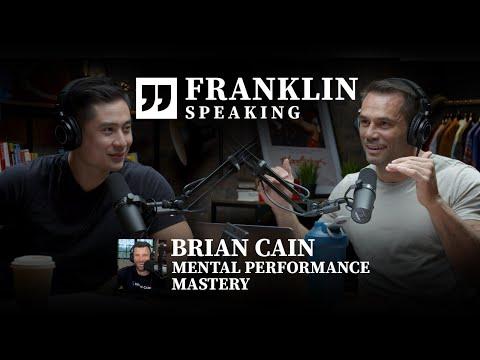 Franklin Speaking Episode 1: Part 1 | Brian Cain