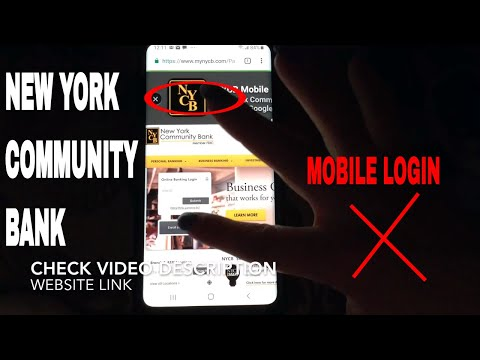 ✅  New York Community Bank Register - Login - Find Password 🔴