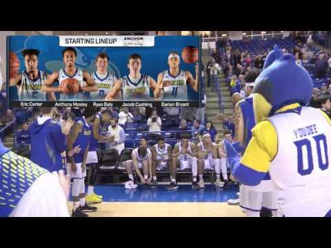 Blue Hens Playback - Men's Basketball vs. Drexel (2/16/2017)