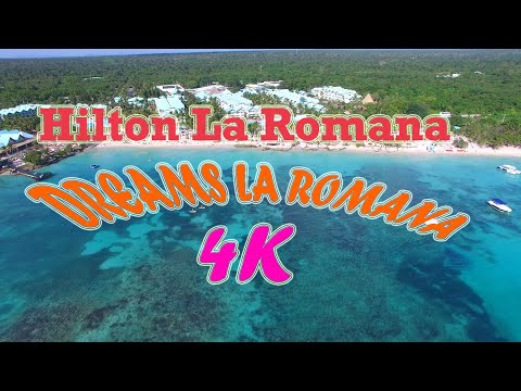 4K Dreams La Romana Dec 2017