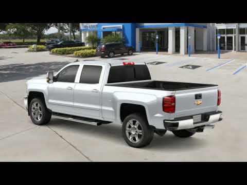 New 2019 Chevrolet Silverado 2500HD Sunrise FL Miami, FL #KF187927
