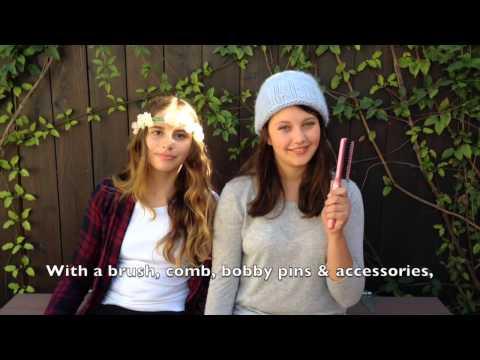 2 Girls Sing About Hair... So, Sing Along | (Karaoke) | Flower Girl World