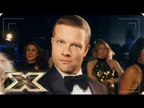 TOP 5 BEST DERMOT'S ENTRANCES | The X Factor UK