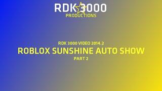 RDK 3000 VIDEO 2014.2: SAS 2014 PART 2 (ROBLOX) (READ DESCRIPTION)