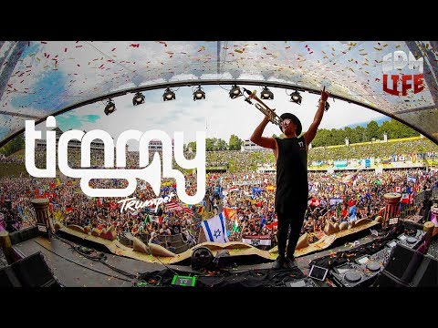 Timmy Trumpet @ Tomorrowland Belgium 2017 | Drops Only |