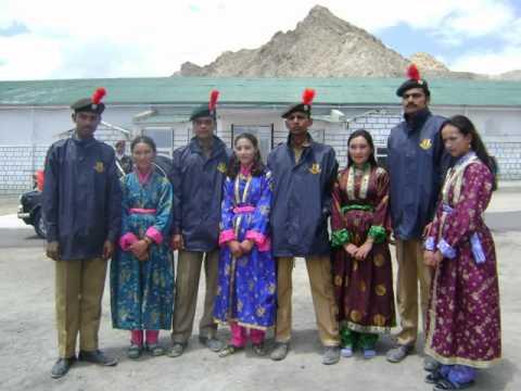 Special National integration Camp - Leh - 2009