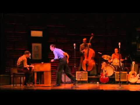 Million Dollar Quartet at the Noel Coward Theatre