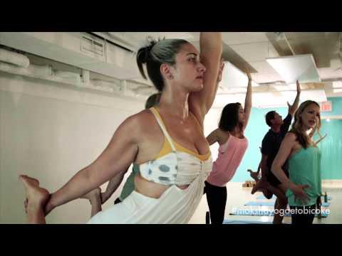 Moskha Yoga Etobicoke Community Video